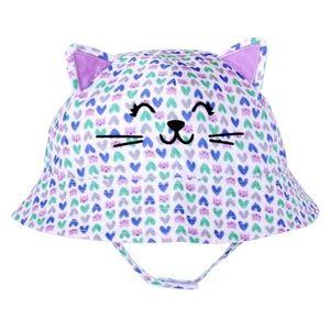 Kitty Bucket Hat 6-18M